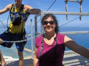 Conquering a Fear of Heights